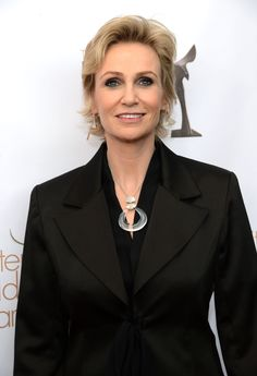 I Don't Want to Face the End of Glee: Jane Lynch