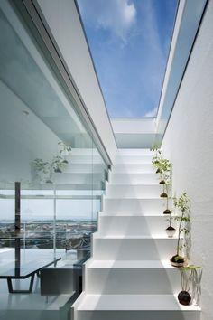 House Narazaka designed by Yoshiaki Yamashita.
