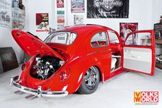 1963 VW Beetle - The Ruby Rat: Best of 2013 - VolksWorld