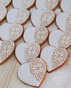 Mother's Day Cookies, Honey Cookies, Lace Cookies, Royal Icing Cookies, Chocolate Chip Cookies, Sugar Cookies, Cookie Desserts, Cookie Recipes, Gingerbread Cookies