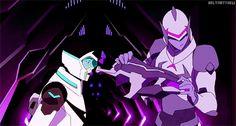 Shiro and Allura - 1x10