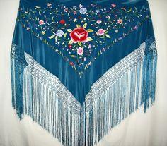 spanish shawls - Google Search