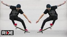 Basics of Switch Skateboarding with Spencer Nuzzi - YouTube