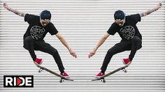 Basics of Switch Skateboarding with Spencer Nuzzi - YouTube