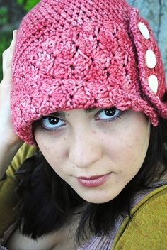 Very cute hat! {free ravelry pattern}