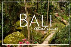 Ubud, Bali Travel Guide