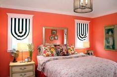 Jenika's Color + Pattern Bedroom