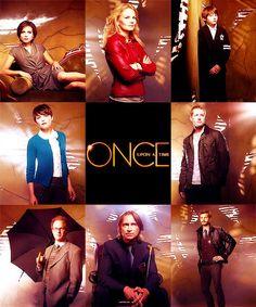 Mix de Coisas: A primeira temporada de Once Upon a Time