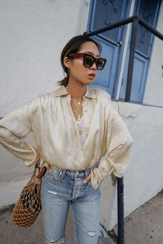 3dd3696b1baaf Aimee Song, fashion blogger of Song of Style, shows you how to dress for