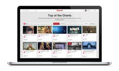 Create video collections on Pinterest with Vevo, via the Official Pinterest Blog