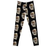 Leggings **** Buy two get 15% off**** #Leggings #redbubble #alternative #ss16 #womensclothes #fashion #artscow #digitalprint #printed #pattern #graphic #redbubbleleggings #meercat #surreal