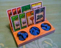 Catan Board, Woodworking Projects, Diy Projects, Settlers Of Catan, Table Games, Diy Cards, Homemade Gifts, Wood Crafts, Board Games
