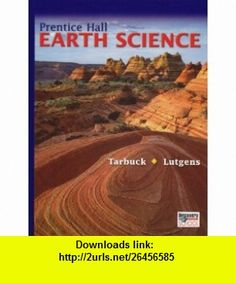 Earth Science Book Pdf