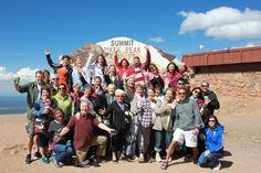 Graduates from SOM-CT Colorado Christian University Class of 2015