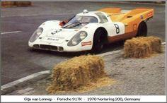 1970 Norisring 200mile  PORSCHE 917K Ch-021/012