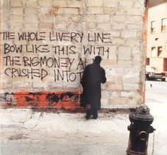Jean-Michel Basquiat / SAMO