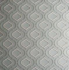 Grey Glass Tile - beautiful