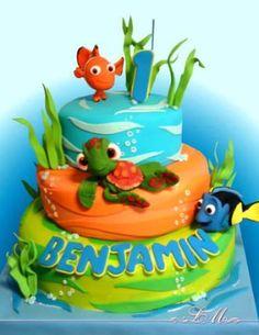 Nemo party...Under the sea!