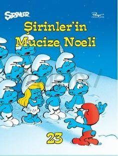 19 Kasım 2013'te okuduk, Şirinler'in Mucize Noeli