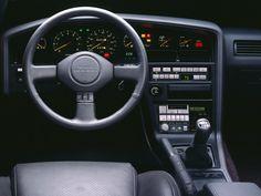 Toyota Supra dashboard (1987)