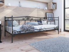 Kovová postel model 13