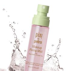 Pixi Beauty Makeup Fixing Mist - All-over setting mist for longer-wearing makeup. - Spring 2015