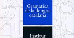 Gairebé cent anys després de la Gramàtica de Pompeu Fabra, assumida com a oficial per l'Institut d'Estudis Catalans, la nostra acadèmia h...