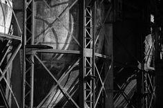 Stills from upcoming Rose & Steel movie, Ostrava, Czech Republic, photo Pavel Kuklík