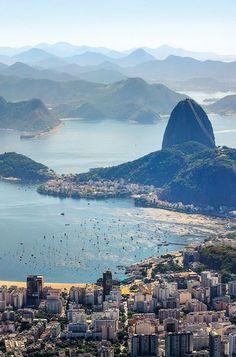 Rio de Janeiro (via Beautiful Pictures)