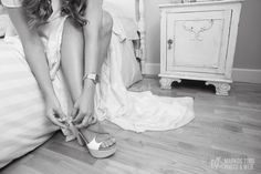 14 fotos de la preparación de la novia imprescindibles en tu álbum de boda