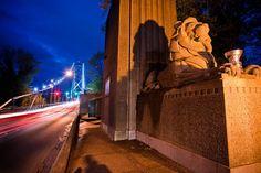 Lions Gate Bridge, #Vancouver, British Columbia, #Canada