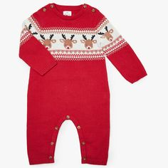 Baby & Toddler Clothing Trustful John Lewis Baby Unisex Boy Girl Red Trousers 6-9 Months