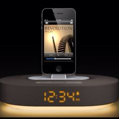 iOS products compatible Dock speaker by Philips