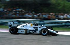 Jacques Laffite - Williams 1983