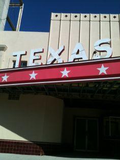 Hillsboro, Texas Movie Theater