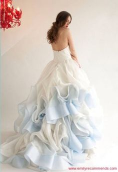 Ultimate wedding gown!