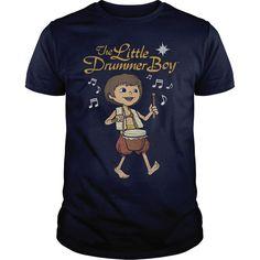 Little Drummer Boy Starlight T-Shirts, Hoodies. ADD TO CART ==► https://www.sunfrog.com/Holidays/The-Little-Drummer-Boy--Starlight-Navy-Blue-Guys.html?id=41382