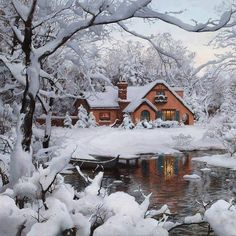 Winter Hide away, stock the cupboards and lets stay!