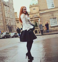 Scottish fashion blog