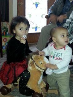 Kaylie and Wyatt 2014