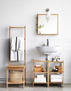 Chaise porte-serviettes Ikea