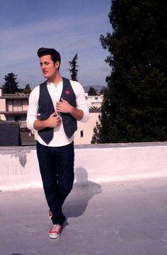 Nick Pitera always on a roof