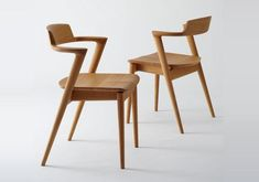 """DOWNLOAD SPEC SHEET The Seoto (""""creek's sound"""") Chair won the Good Design Award in 2012. This chair successfully fulfilled what the designer set to achieve: a b"""