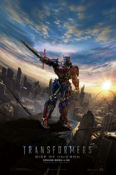 Transformers Rise of Unicorn