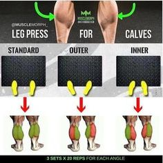 Сorrect Legs exercises