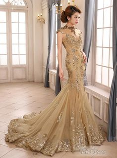 couture evening dress - Google Search