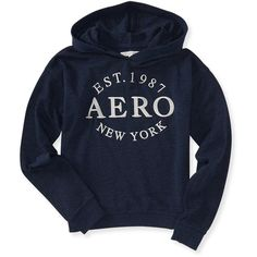 Aero New York Popover Graphic T ($27) ❤ liked on Polyvore