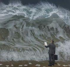 Outstanding Paintings by Joel Rea
