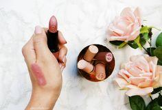 Essence I love Nude Lipsticks Review & Swatches ♥ http://www.joliennathalie.com/2015/02/essence-i-love-nude-lipsticks-review.html #ilovenude #trendedition #EssenceCosmetics #coolnude