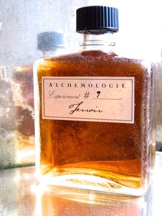 Terroir Cologne Experiment No.9 in a Vintage by herbalalchemy, $75.00